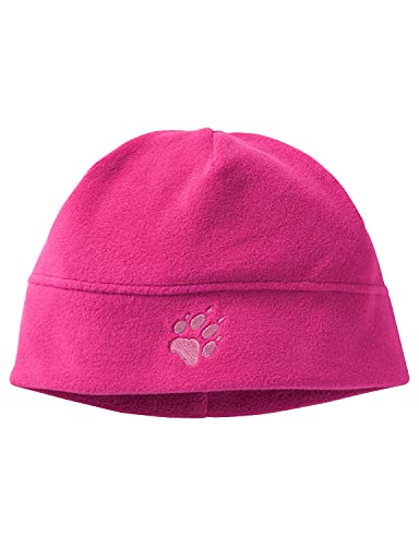 Jack Wolfskin Unisex Kinder REAL STUFF CAP K Mütze, pink peony