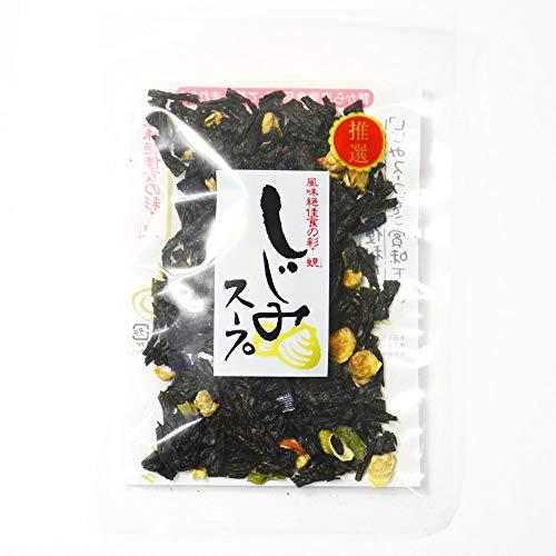 しじみスープ (25g) しじみ ワカメ ネギ 人参