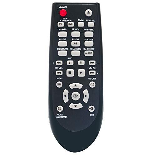 ALLIMITY AK59-00110A Fernbedienung Ersetzen für Samsung DVD Player DVD-C500 DVD-C550 DVD-C500/XAA