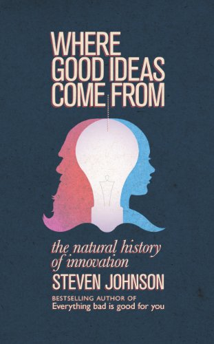 Where Good Ideas Come From: The Natural History of Innovation (English Edition)