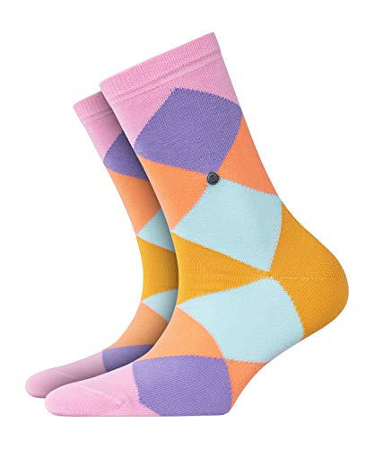 Burlington Damen Bonnie SHO Socken, Violett, 36-41