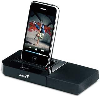 Genius Sp-I500 Eu Concise Iphone Speaker - Black
