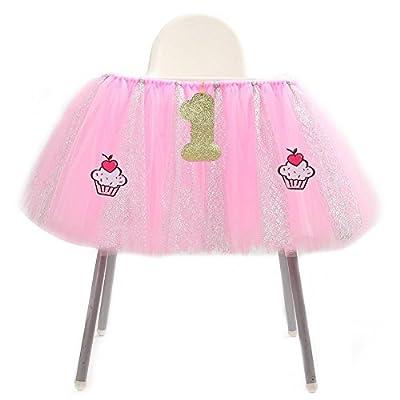 Tulle Table Skirt, Adeeing Tutu Table Skirting ...