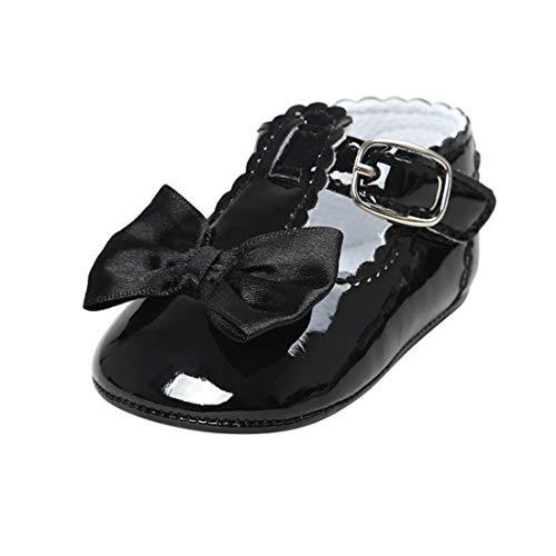 Baby Girls Boys Shoes Soft Anti-Slip Sole Newborn First Walkers Star High Top Canvas Denim Unisex Infant Sneaker (C01 Brown+Strap, 0-6 Months)