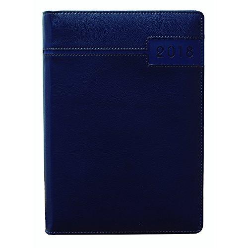 Makro Paper 002495 - Agenda 2018, 170 x 240 mm, color azul
