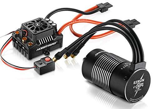 Ezrun Combo MAX8 150A TRX-Stecker / Motor SL-4274-2200 für 1