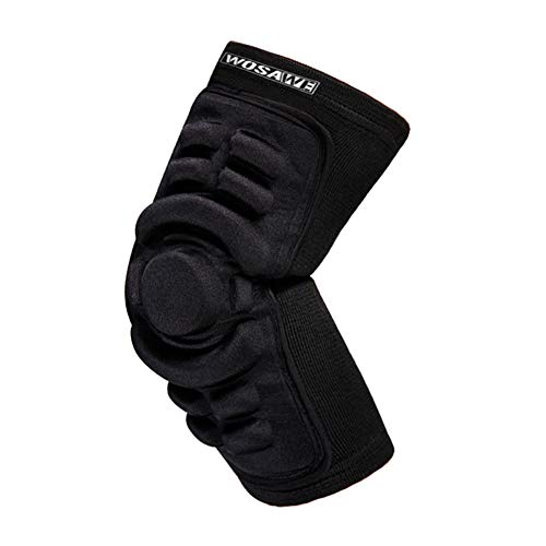 LZC Atmungsaktive Fußball Basketball Snowboarden Skaten Radfahren Sport Arm Ärmel Elbowpad Protector Elastic Elbow Pad