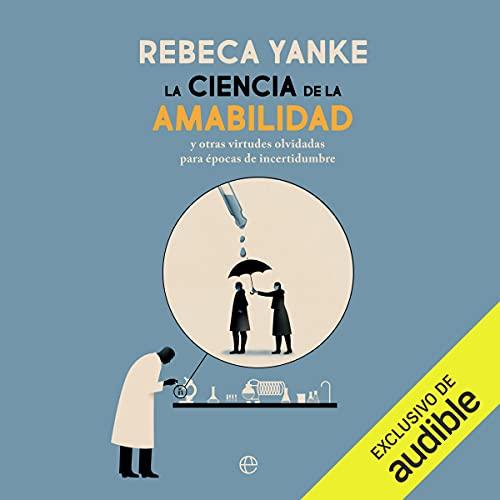 Diseño de la portada del título La ciencia de la amabilidad