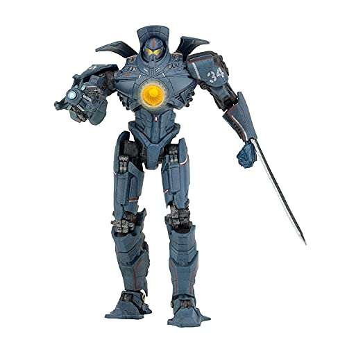 Yuxunqin Pacifico Rim 7 'Scala Ultimate Gipsy Danger Series Action Fig Figure Regalo