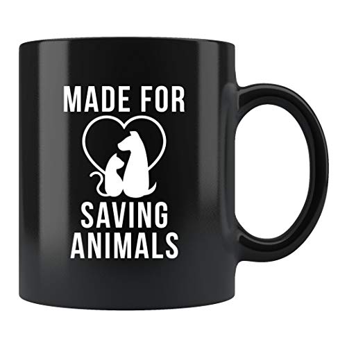 DKISEE Regalo veterinario, taza veterinaria, regalo veterinario, taza veterinaria, regalo veterinario, regalo veterinario, taza veterinaria, regalo para salvar # c1512