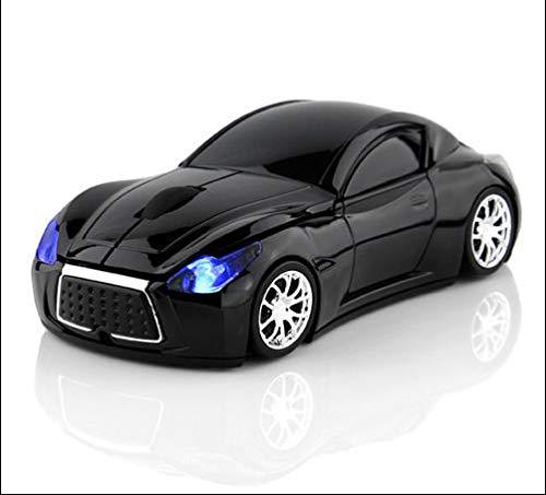 Klein Design FTD-MS127 Auto Style optische Maus/Mouse schnurlos/Wireless schwarz