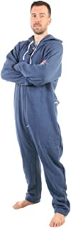Forever Lazy Heavyweight Adult Onesies   One-Piece Pajama Jumpsuits for Men and Women   Unisex