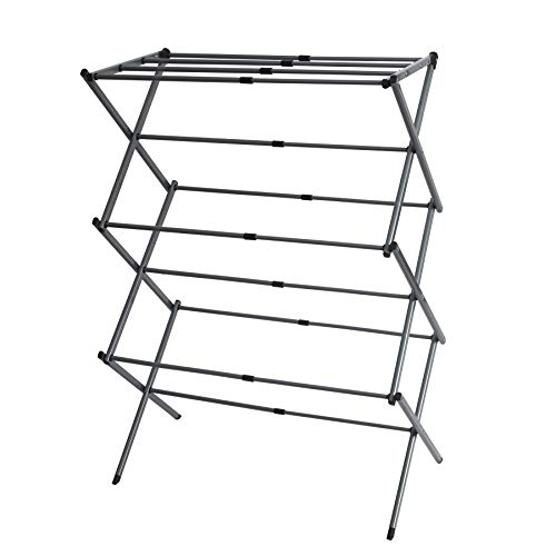 3-Tier Clothes Drying Rack - Clothes Drying Rack...