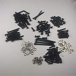 Nut & Bolt - Mechanical Fasten Screw Washer nut Full Kit for DIY OX CNC milling Router Machine