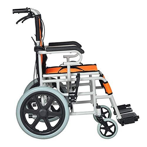 L-Y gemakkelijk verbeterd, gemakkelijk opvouwbaar, handmatig, voor oudere personen in rolstoel, voor bestuurders, medische accessoires, rolstoel, leeftijd.