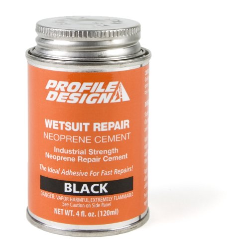 Profile Designs Wet Suit Seal Cement Can (4-Ounce)
