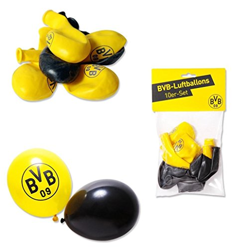 Borussia Dortmund Luftballons (10er-Set)