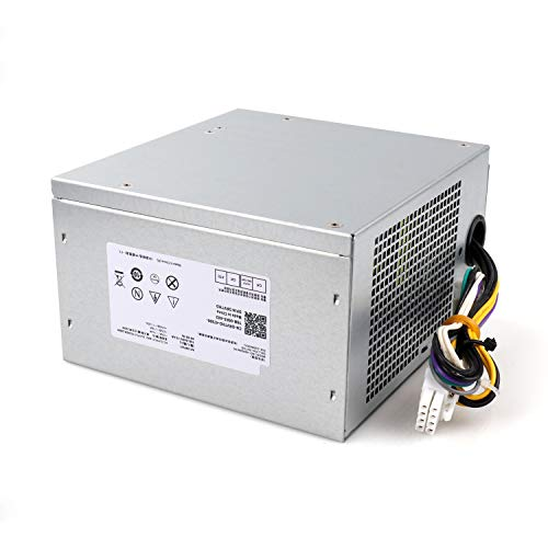 Zoravson 290W Power Supply Replacement for Dell Optiplex 3020 7020 9020 Precision T1700/ PowerEdge T20 Compatible Part Number RVTHD KPRG9 HYV3H H290AM-00 D290A001L L290AM-00 PS-3291-1DF H290EM-00