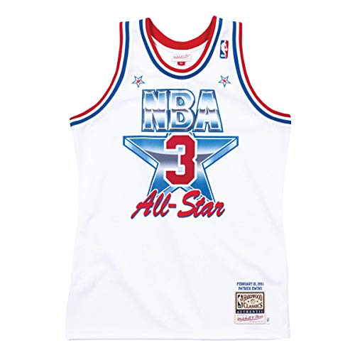 Mitchell & Ness Maillot authentique NBA All Star EST Patrick Ewing 1991