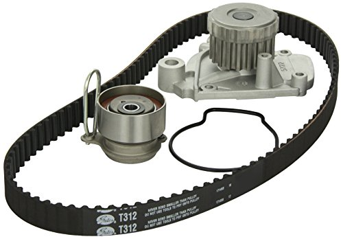 Gates TCKWP312 Engine Timing Belt Kit with Water Pump