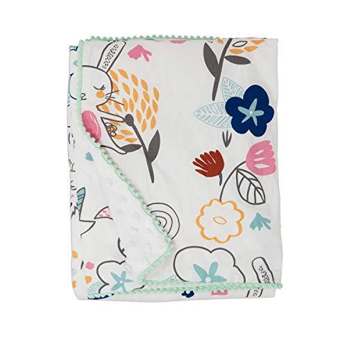 Lolli Living Sherpa Soft Baby Blanket - Stella ...