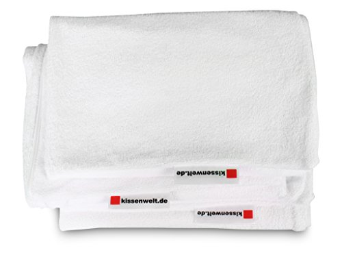 Kissenbezug 30x180cm, Stillkissen, Seitenschläferkissen, Baumwolle, elastisch, Antimilben Behandlung
