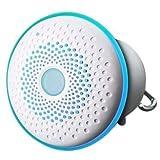 soundcandy Aqua Splash Waterproof Bluetooth Speaker with LED Lights