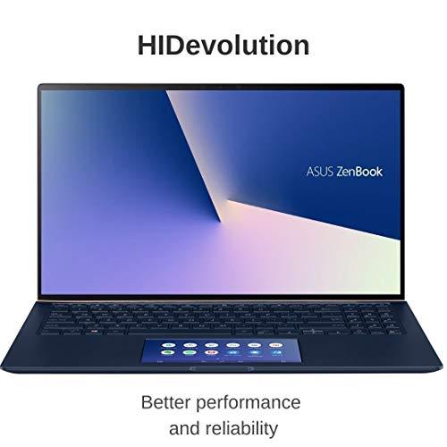 Compare HIDevolution ASUS Zenbook 15 (UX534FTC-XH77-HID1) vs other laptops