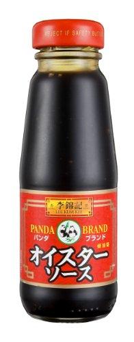 エスビー食品 李錦記 パンダ オイスターソース 瓶140g [0249]