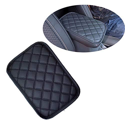 MoreChioce - Reposabrazos central universal para coche, color negro