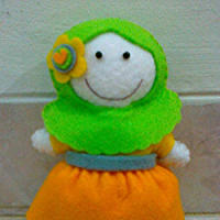 Girls Eid Gift Muslim Girls Gift Abaya Doll Aisha Muslim Doll Islamic Doll Hijabi Doll Girls Ramadan Gift