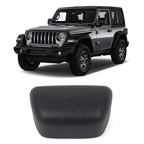 ZIHAN Feil Store Ajuste para 2011-2018 Jeep Wrangler Cinturón de Seguridad Trasero 2ª Fila Cinturón de Seguridad Turning Cover 5HU37DX9AC