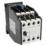 Heschen AC Contattore CJX1-12/22 220V 50/60Hz Coil 3P 3 Pole 2 NO+NC 380V 20A 5.5KW