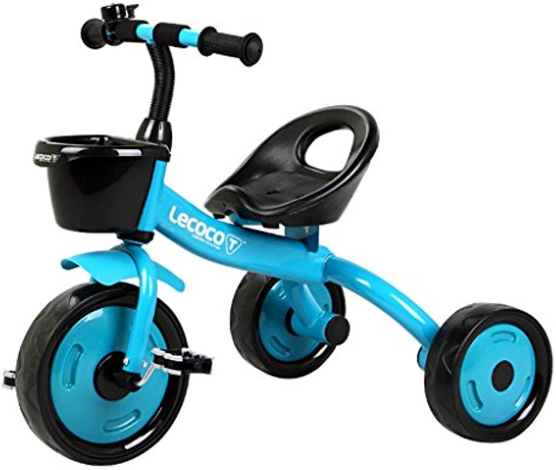 XQ Kinder Dreirad Fahrrad Kinderwagen