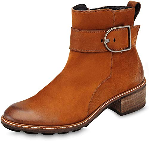 Paul Green 9576 Damen Stiefelette Cognac, EU 38
