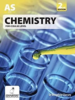 Chemistry for CCEA AS Level: 2nd Edition