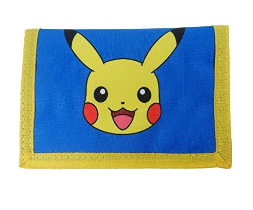 Pokemon Portamonete, Blue (blu) - POK004001