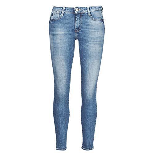 Le Temps des Cerises POWERC Jeans, Azul, 27 Femme