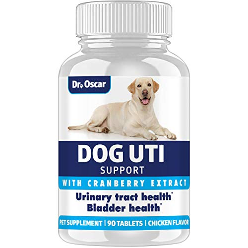 Top 10 best selling list for supplements for dogs with frequent bladder infections