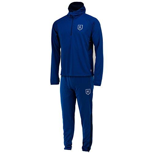 Chándal Training FFF–Oficial selección Francesa de fútbol–Talla Hombre