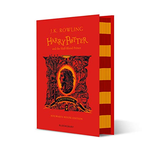Harry Potter and the Half-Blood Prince - Gryffindor Edition: 6