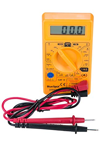 Blue Spot 31513 Multimeter, Digital