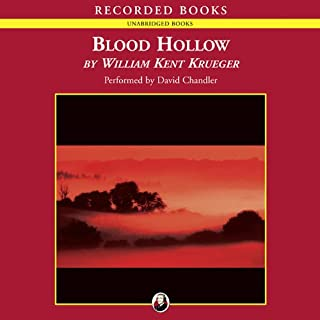 Blood Hollow audiobook cover art