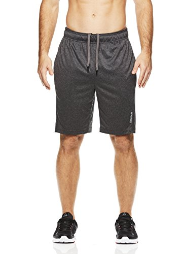 Reebok Men's Drawstring Shorts - Athletic Running & Workout Short -...