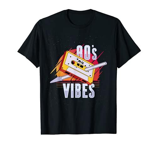 Camiseta vintage retro de la cultura pop de los años 80 Camiseta