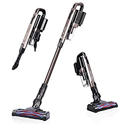 perfect cordless lightweight vacuum cleaner for hardwood and pet hairs