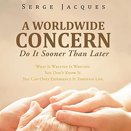 A Worldwide Concern Audiobook By Serge Jacques cover art
