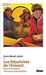 Les népalaises de l'Everest par Benoit-Janin