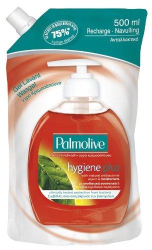 Palmolive Hygiene-Plus Family, Flüssigseife, Nachfüllbeutel (ohne Pumpe) - 500 ml