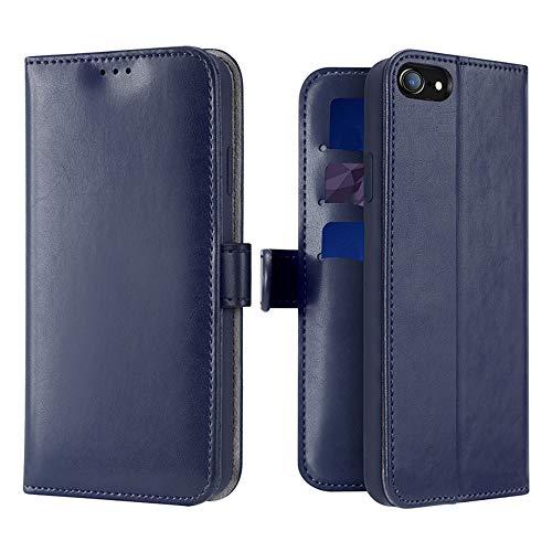 Van Toepassing Op Iphone SE 2020 Iphone7 / 8 Mobiele Telefoonhoes, Allround Bescherming Voor Zakelijke Portemonnee Met Meerdere Kaarten Voor Mobiele Telefoons